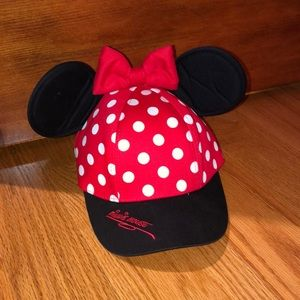Mini mouse Disney hat